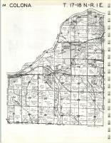 Map Image 016, Henry County 1965